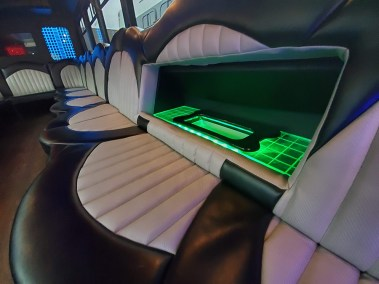 20190516 172959 - 18 Passenger<br>450 Party Bus</br>Limo #28