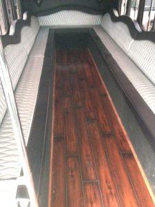 22 passenger gmc trolley interior 2 - 22-passenger-gmc-trolley-interior-2
