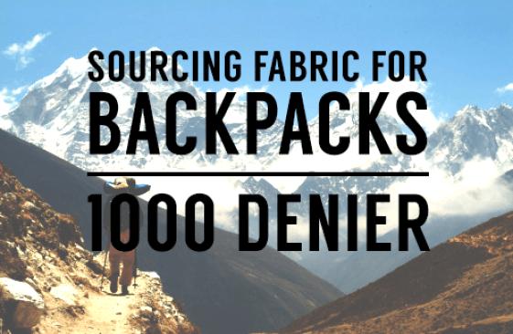 backpack fabric photo