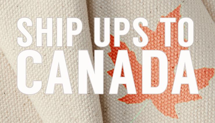 SHIP UPS TO CANADA