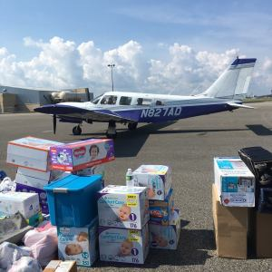 Cajun Airlift: Harvey Relief