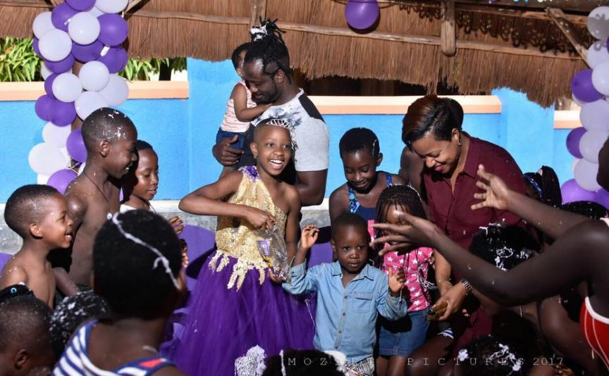 Photos Bebe Cool Throws Lavish Birthday Party For Daughter