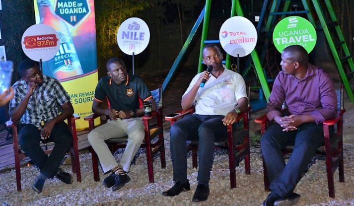 Uganda Travel Month media launch held at Prunes restaurant on Wednesday.