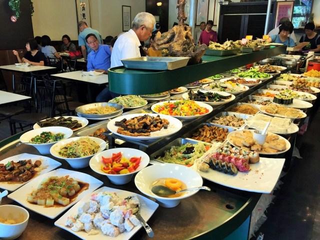 taiwanese buffet