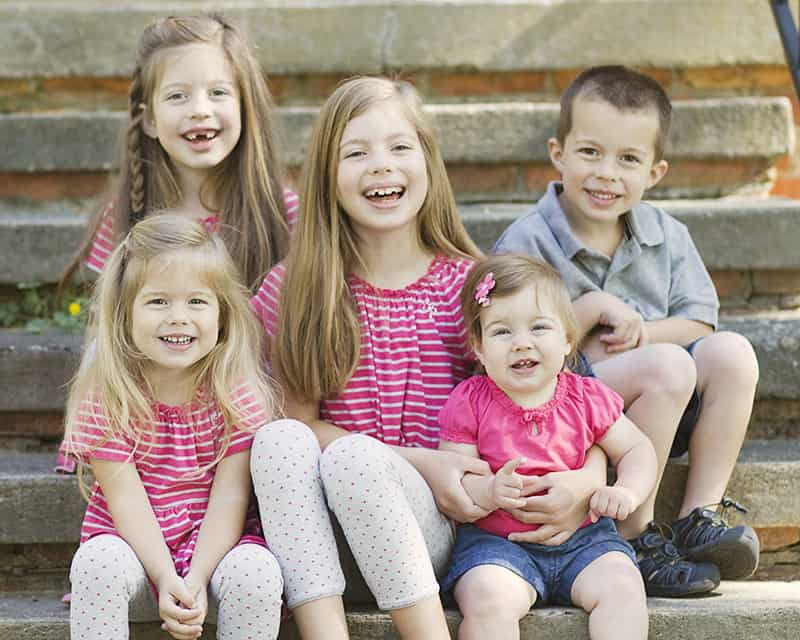 Sibling Saturday — The Beginning