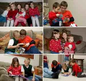 Sibling Christmas