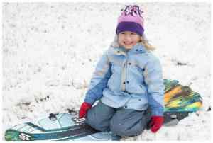 Don't Eat the Brown Snow – Our Muddy Snow Day
