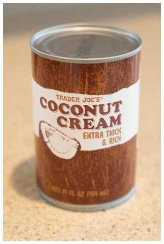 Amazing Coconut Cream