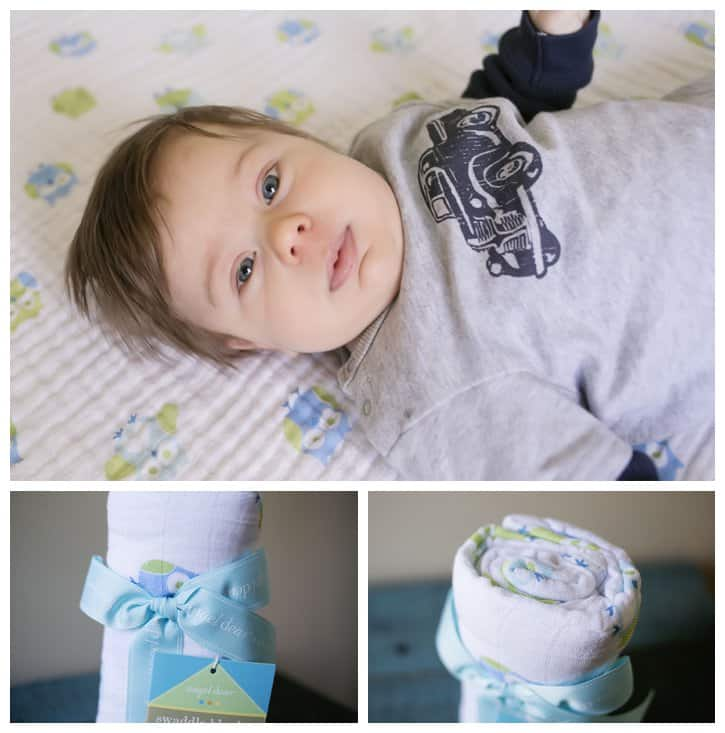 Angel Dear Swaddle Giveaway