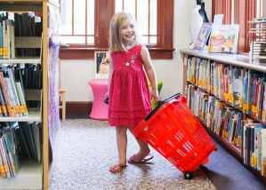 Spread the Love at the Public Library with Summer Reading