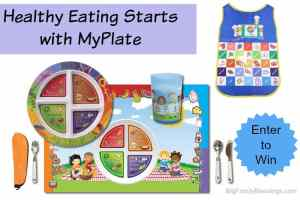 Healthy Eating Starts with MyPlate