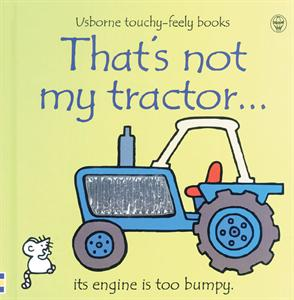 That's not my tractor