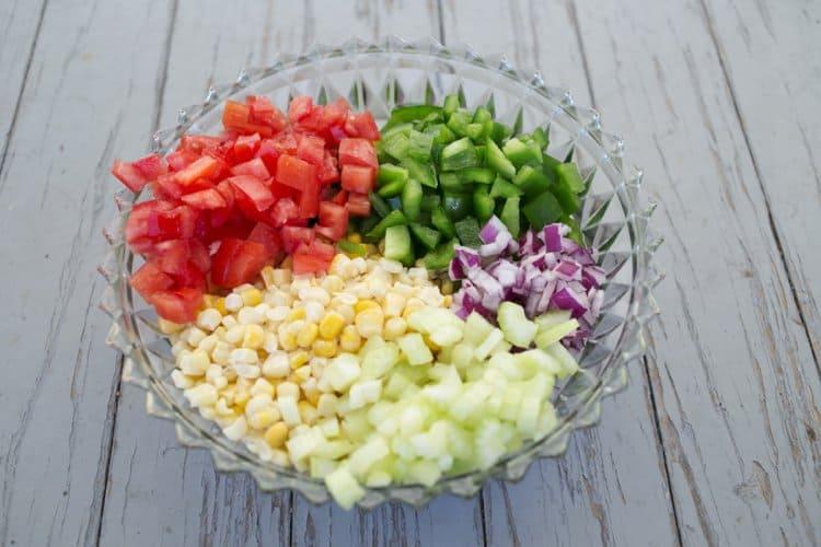 Zesty Corn Salad