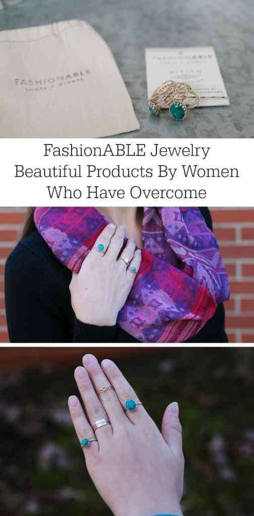 FashionABLE Jewelry: Beautiful Products By Women Who Have Overcome
