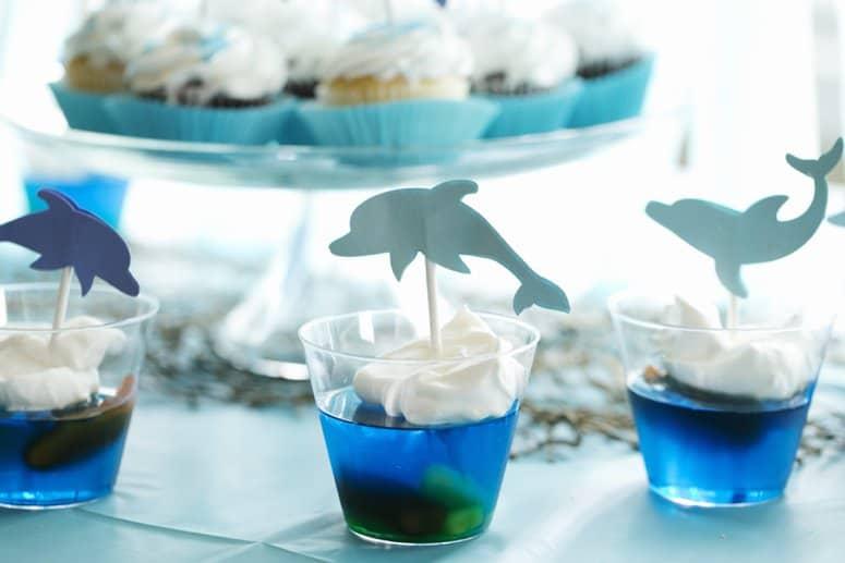 Dolphin Birthday Party