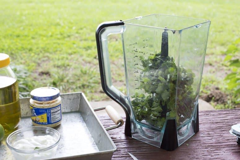Peppercorn Cilantro Southwest Salad
