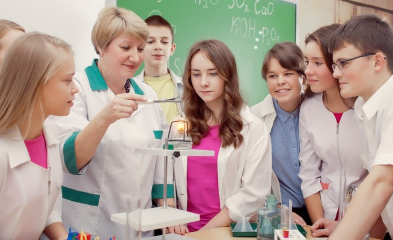 Help Fund STEM in Schools – Orkin Start with Science