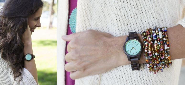 Fall Fashion Must Have - Jord Wood Watch