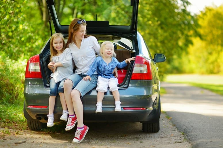 Long Car Ride Survival Tips for Single Moms