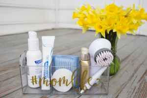 DIY Mom Life Acrylic Counter Organizer