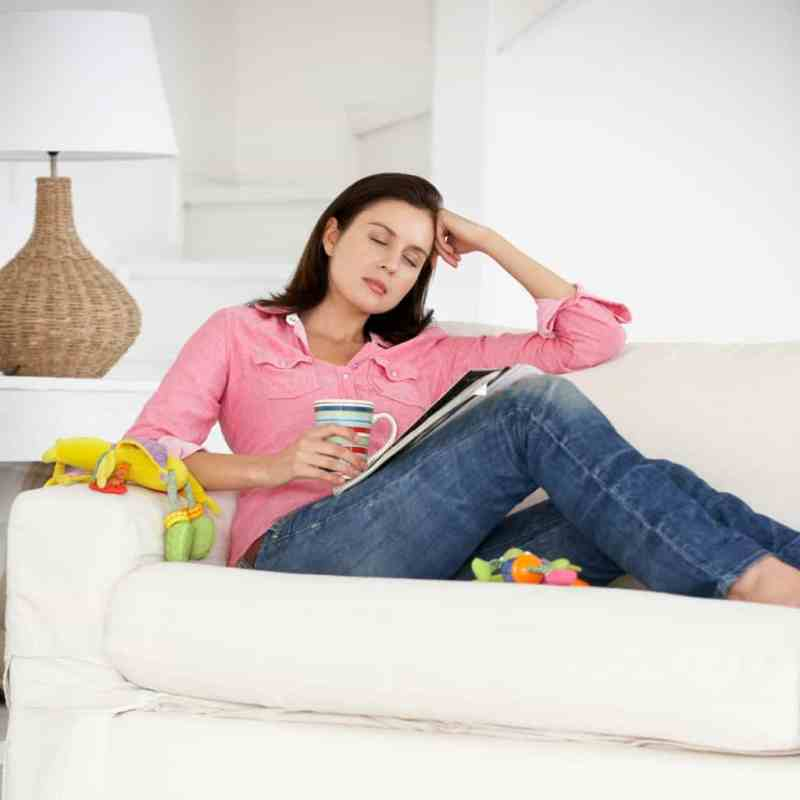 Exhausted Mom Hacks- How to Get Through the Day