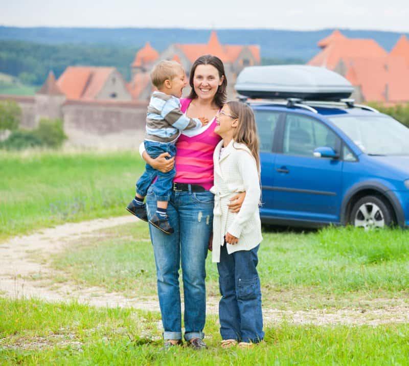 Single Mom Road Trip Travel Tips