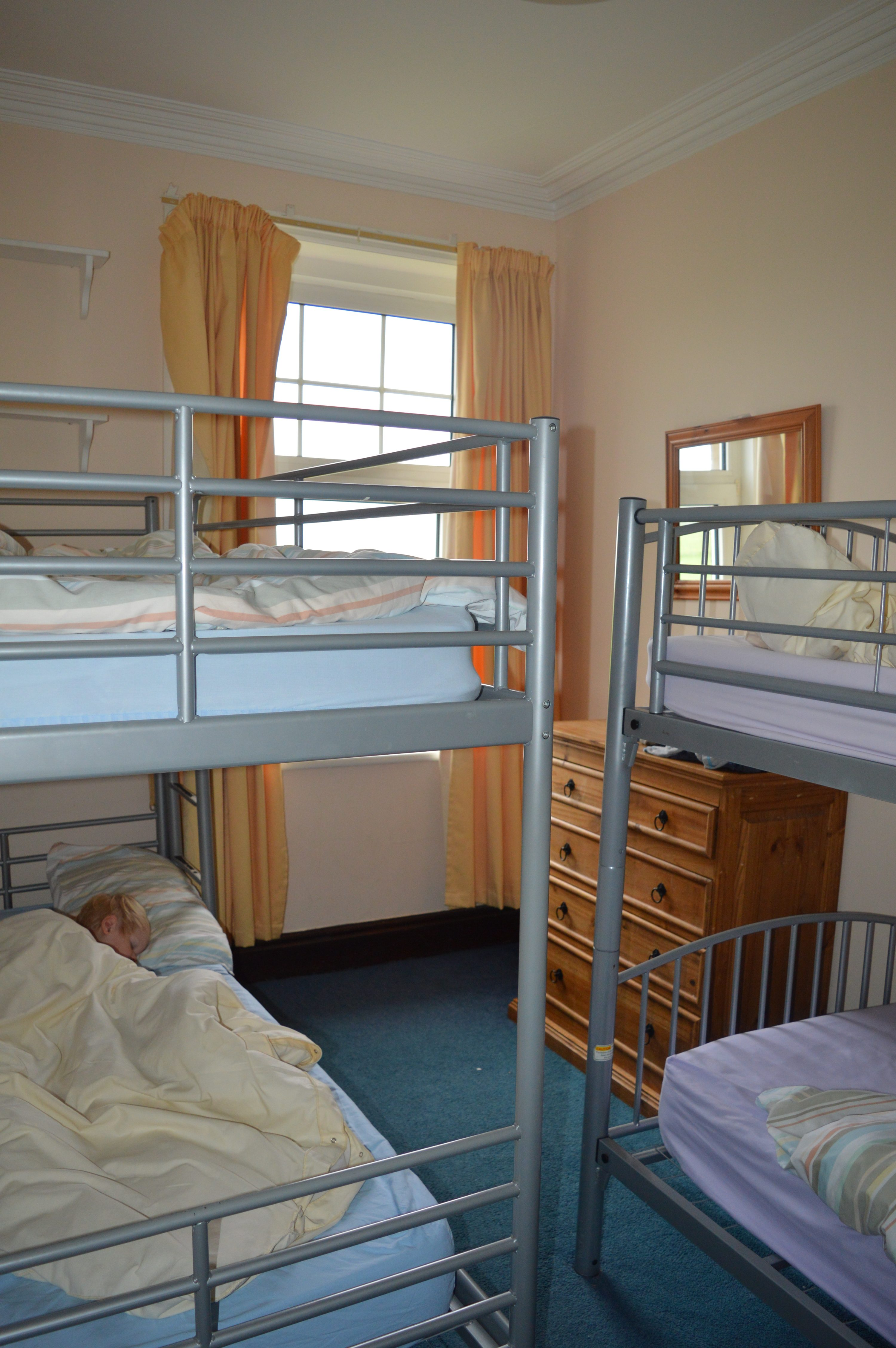 Hartrees House bunk room
