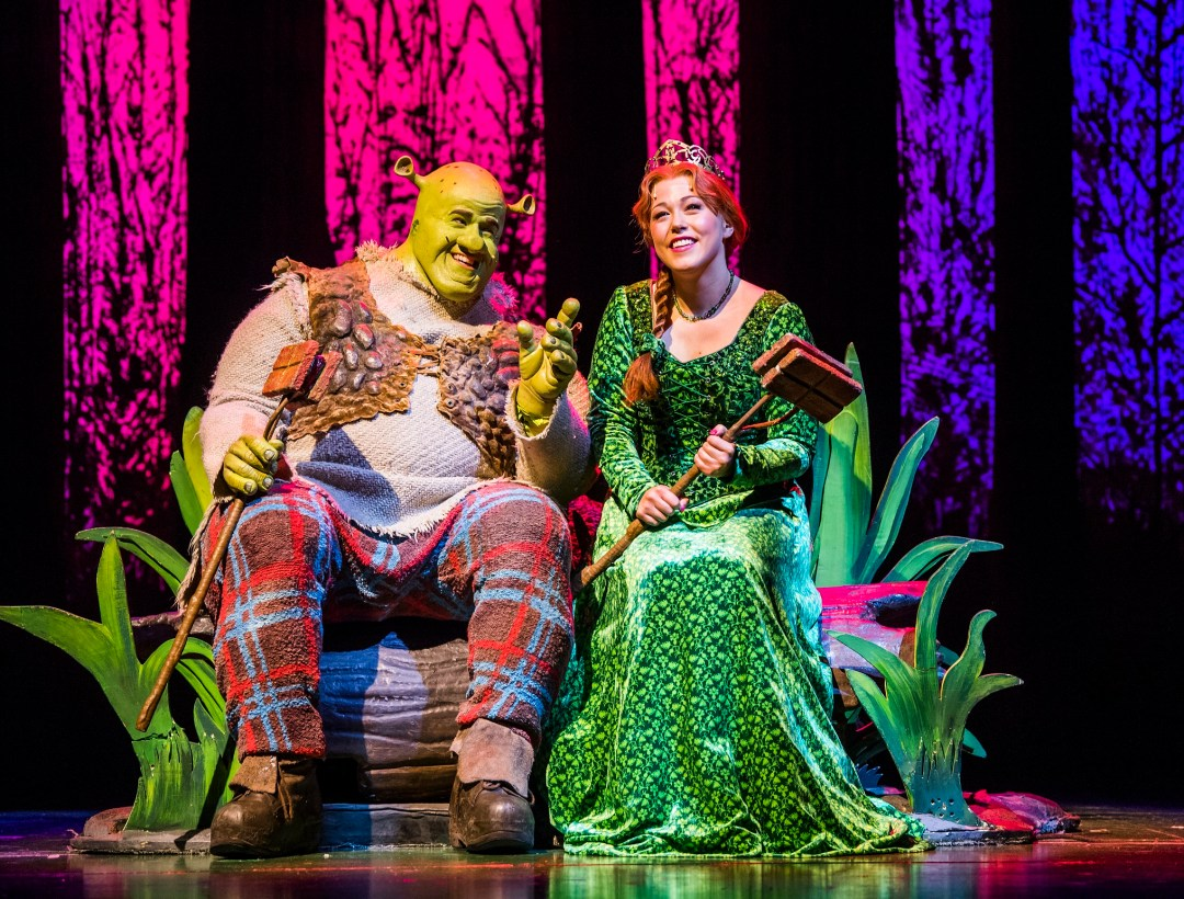Shrek The Musical Norwich Theatre Royal