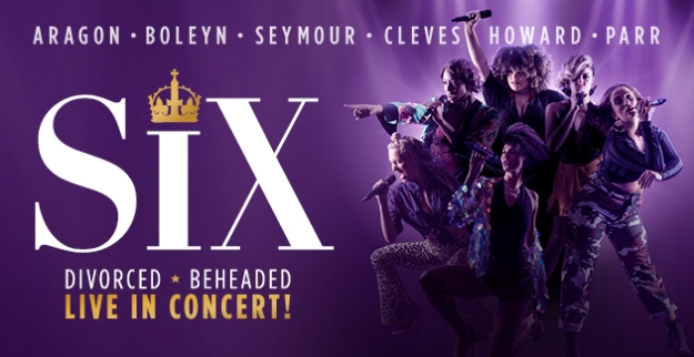 Six The Musical at Norwich Playhouse