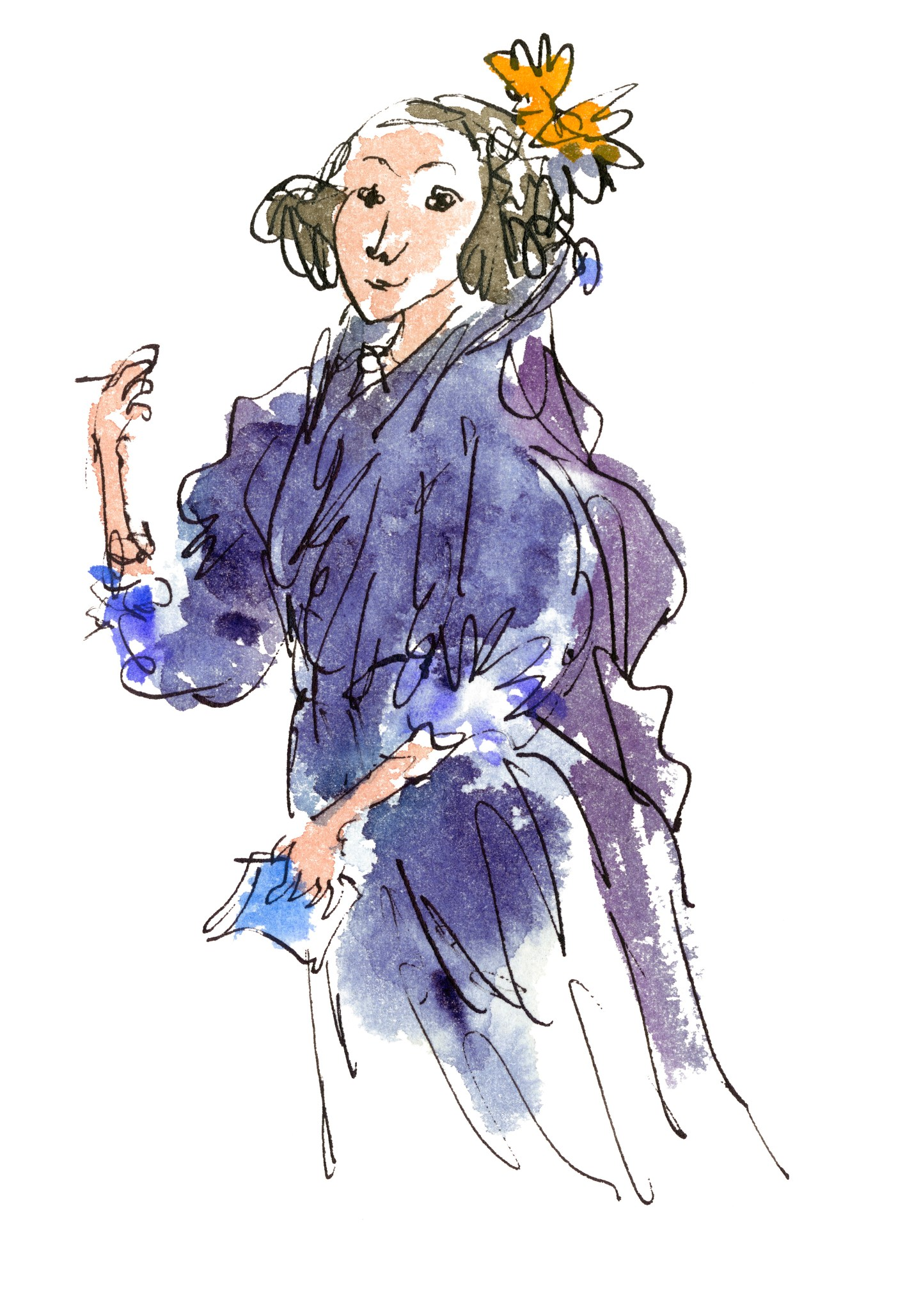 Brand New Art Work by Quentin Blake to Adorn Science Museum Walls