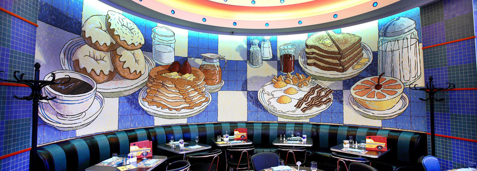 The Best Places to eat lunch at Disneyland Paris