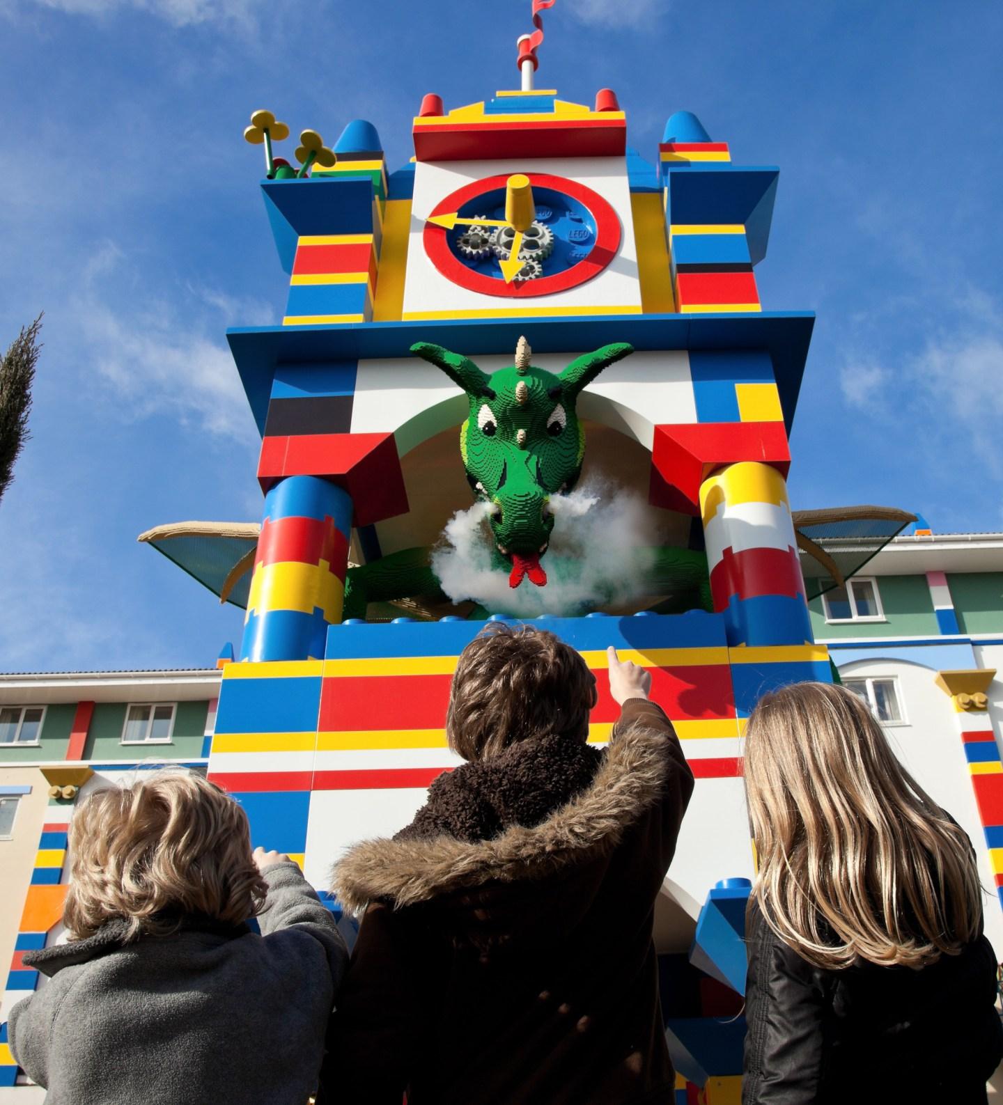 Celebrate New Years Eve with LEGOLAND® Windsor Resort