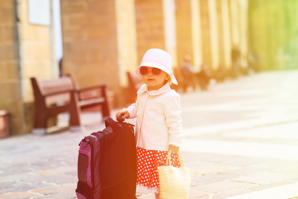 Your Guide to Travelling with a Toddler in Tow