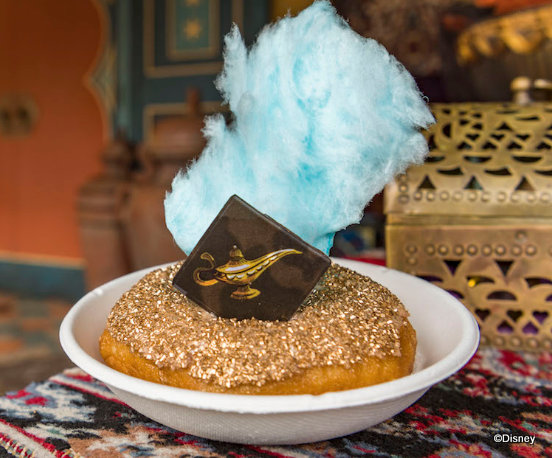 New Limited-Time Desserts at Disney World Wish granted Donut