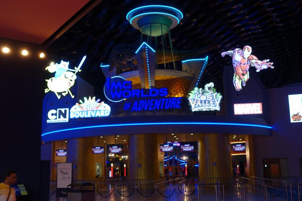 Best Kids Friendly Theme Parks in Dubai IMG World of Adventure