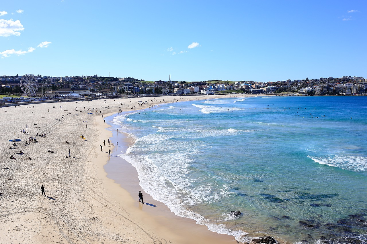 Top 7 Things To Do In Sydney Bondi Beach