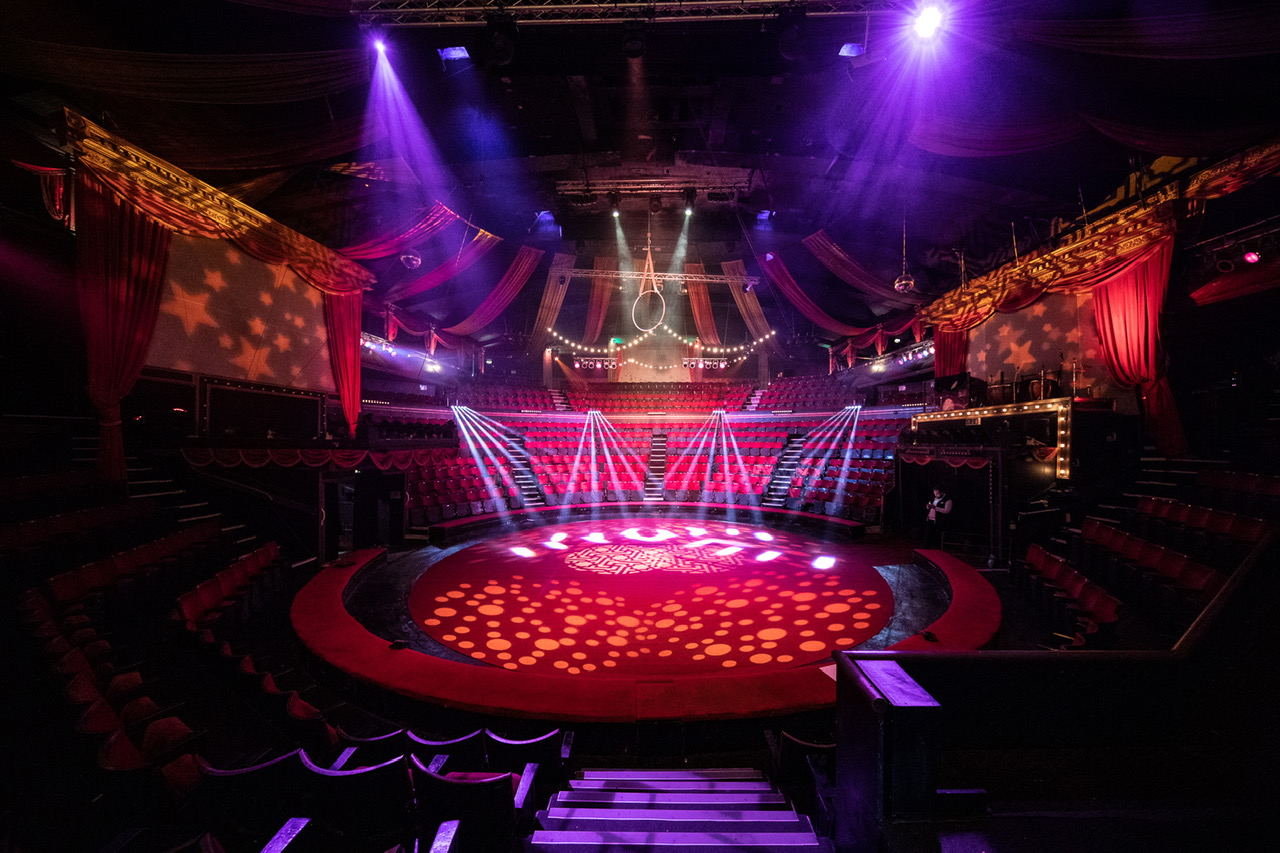 #WIN Big Family Ticket To Hippodrome Great Yarmouth