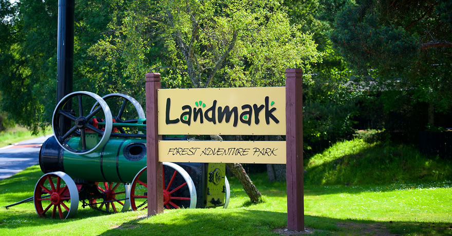 Landmark Forest Adventure Nearest Hotels To UK Theme Parks