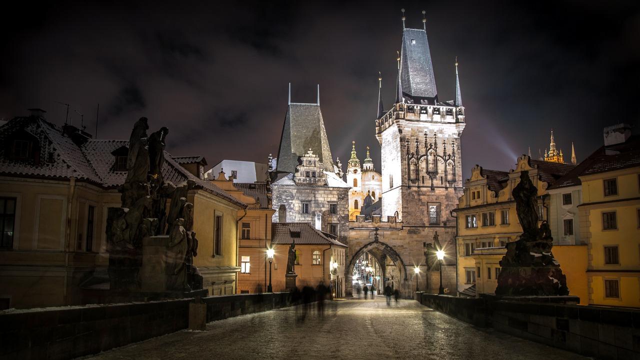 Best Romantic getaways in Europe - Prague