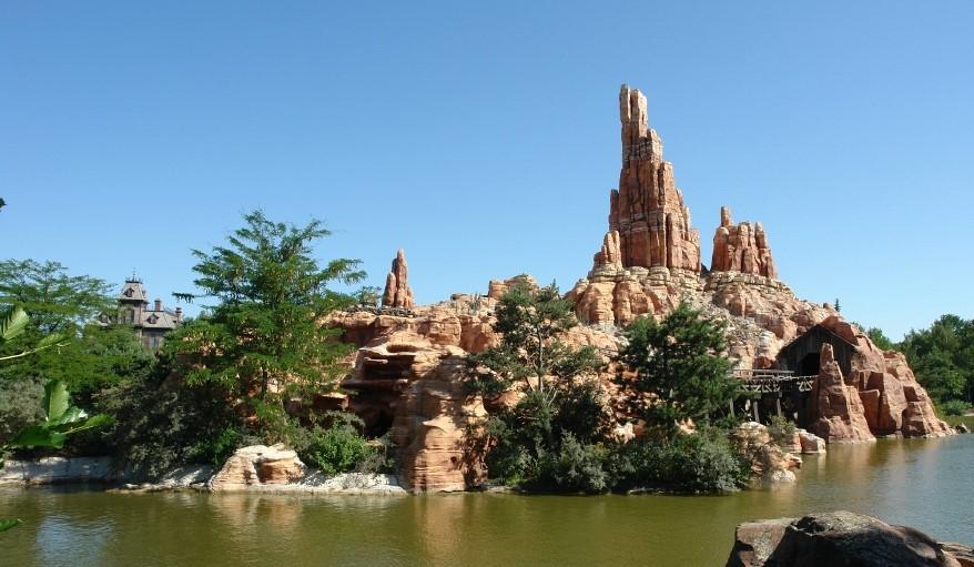Disneyland Paris Wait Times Big Thunder Mountain