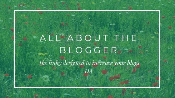 Increase Your Blogs DA â?? All About The Blogger
