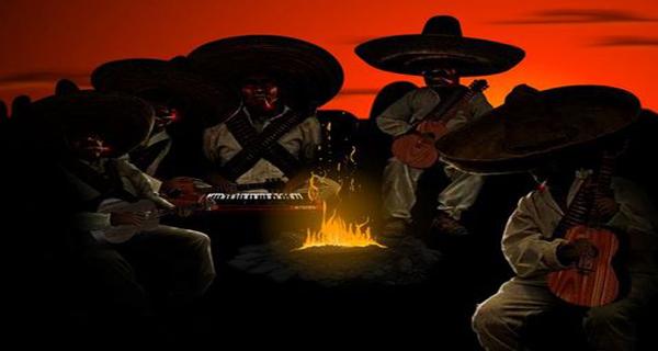 osada sleazy outlaws bonfire guitars