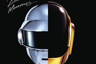daft punk Random Access Memories album cover
