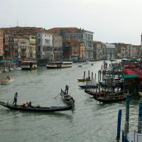 Venice - v beautiful but v expensive (even the toilets!)