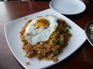 Duck Fried Rice Memphis