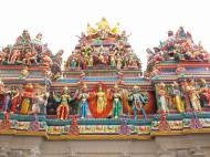 Temple in Little India