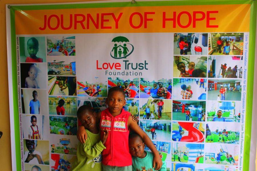 Love Trust Foundation Orphanage Children