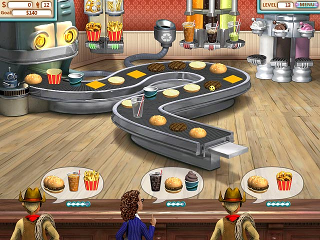Free Online Games Restaurant Games