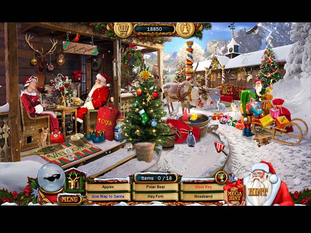 Christmas Wonderland 6   iPad  iPhone  Android  Mac   PC Game   Big Fish Game System Requirements