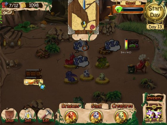 Dragon Keeper   iPad  iPhone  Android  Mac   PC Game   Big Fish Game System Requirements